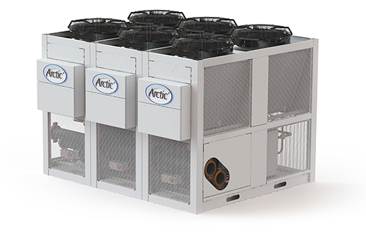 modular chillers arctic chiller group