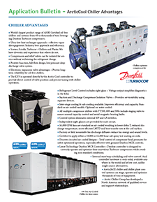 Arctic Case Study: Air-Cooled Chiller Changeout