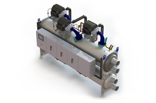 Magnetic Bearing Chillers | Oil Free Chillers | Magnetic