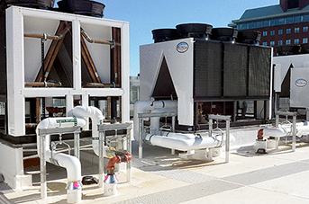 ArcticCool coil-free chillers