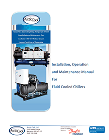 Installation, Operation and Maintenance Manual For Fluid-Cooled Chillers