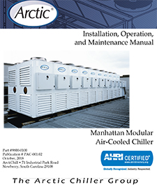 Installation, Operation, and Maintenance Manual The Arctic ... on